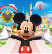 Disney Magic Kingdom Mod Apk