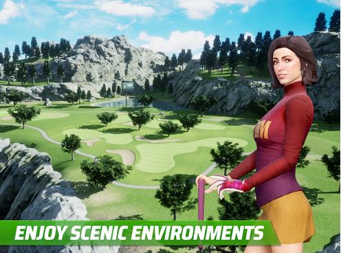 Scenic Environment